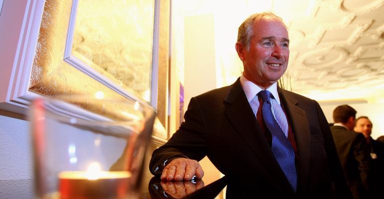 Blackstone Group CEO Stephen Schwarzman