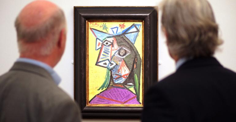 Art and Wealth Management