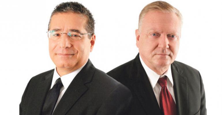 Ramon Fonseca and Jurgen Mossack