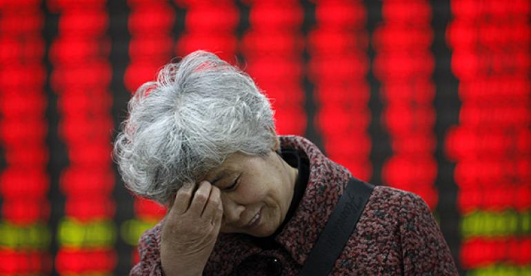 World's Most Extreme Speculative Mania Is Unraveling in China