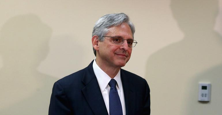 Garland Stepped Aside in 66 Cases Because of Financial Holdings