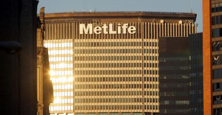 MetlLife building