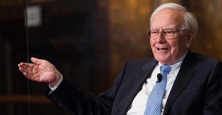 Put Buffett's Advice Into Action With These Two ETFs