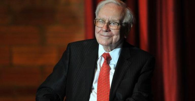 Berkshire Took $1.07 Billion Stake in Apple in First Quarter