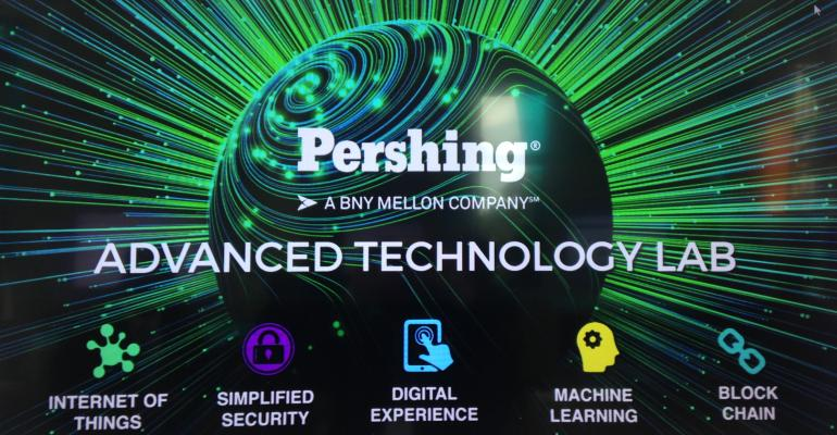 Pershing Shows Off Six Future Tech Innovations For Advisors