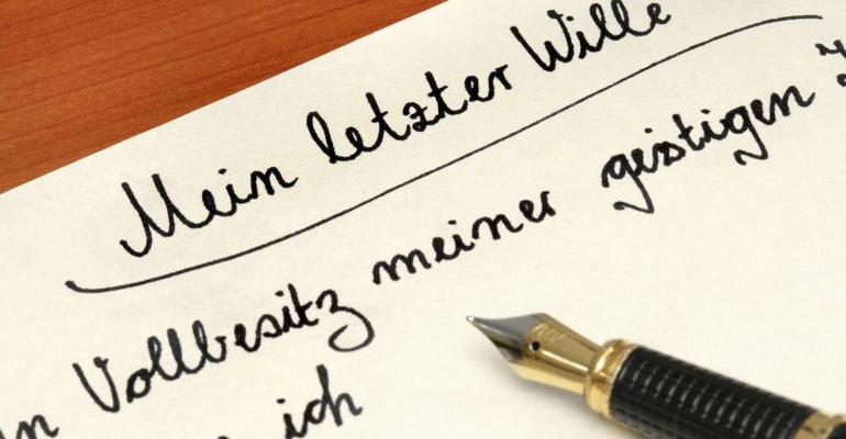 Section 27 of the German Inheritance and Gift Tax Act ...