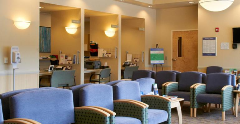 Medical Facilities Are Becoming More Visible at Retail Centers