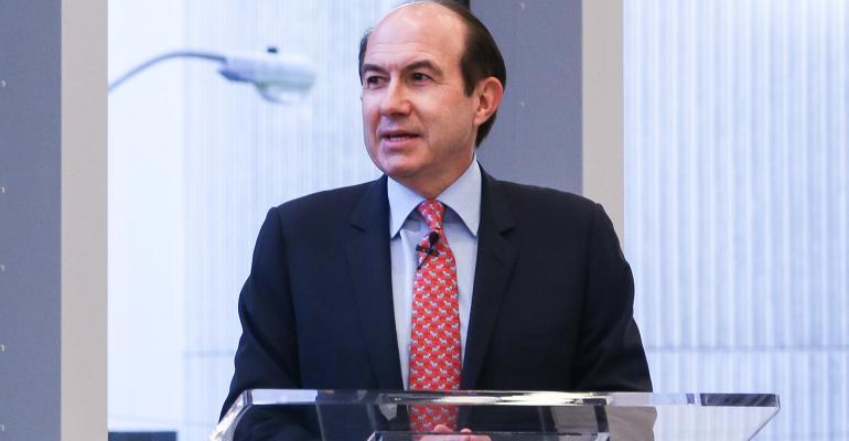 Viacom CEO Phillippe Dauman