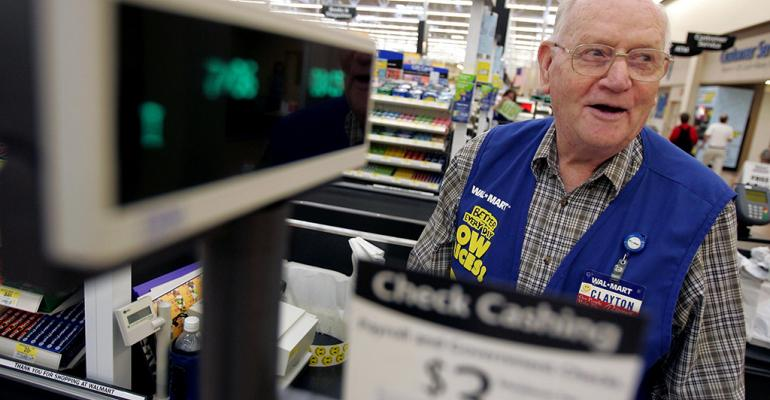 The share of those over the age of 65 in the labor force was 194 percent on an unadjusted basis in June up from 15 percent in June 2006 according to the Bureau of Labor Statistics