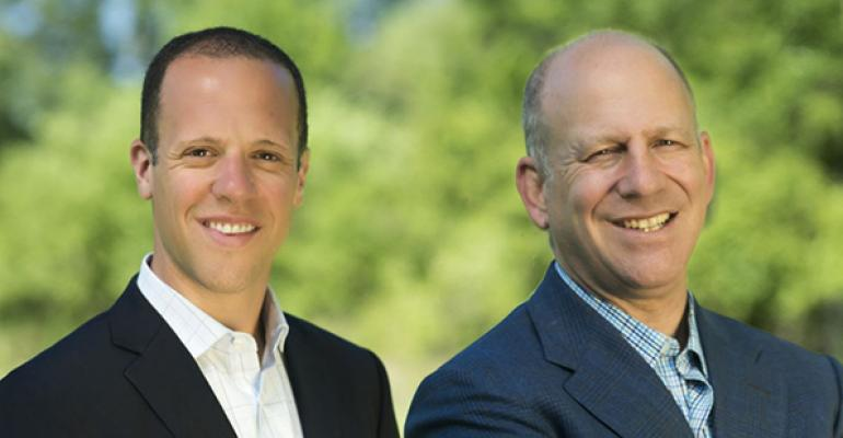 Todd Resnick left is teaming up with Ron Gross right to create a new RIA One Seven