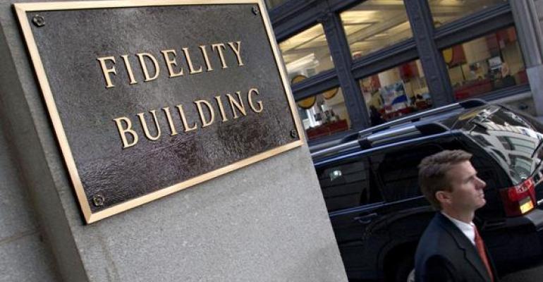 Fidelity headquarters