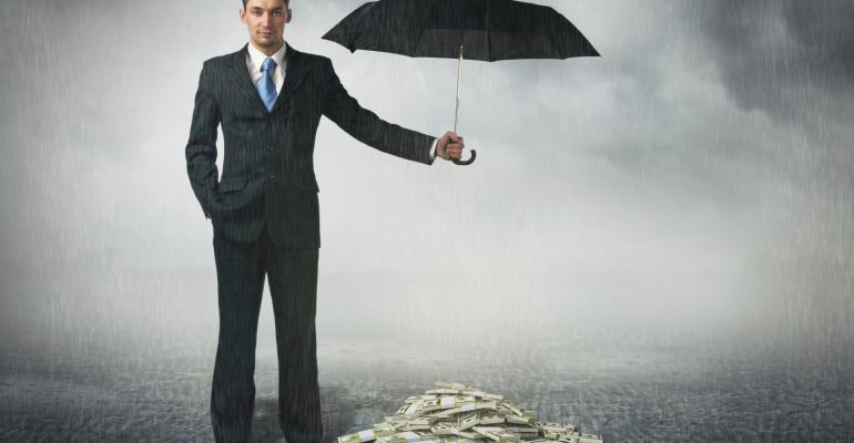 protecting money