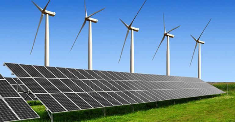 Majority of Companies Have Clean Energy Target