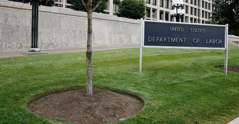 labor department