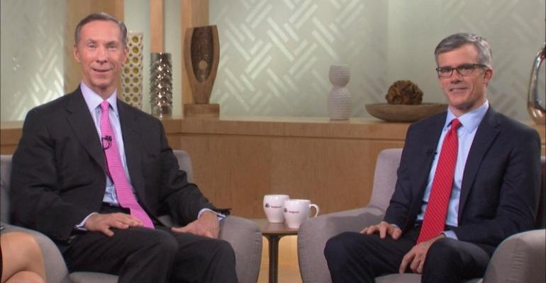 Tim Buckley and Bill McNabb