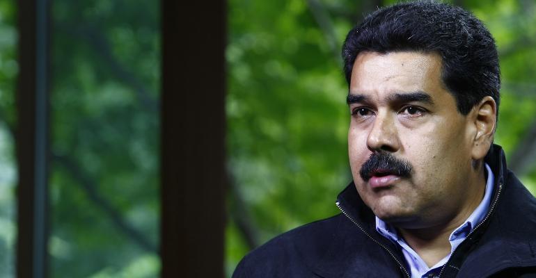 Venezuela President NIcholas Maduro