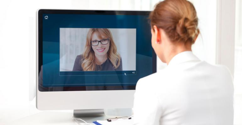 Videoconferencing with Clients