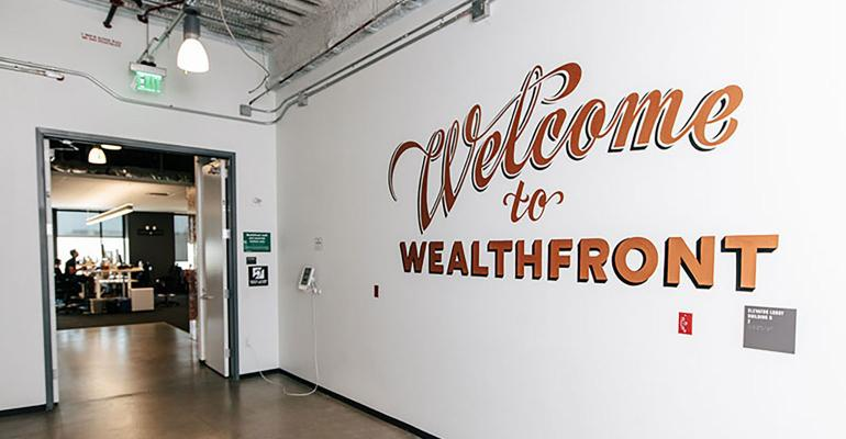 welcome to wealthfront