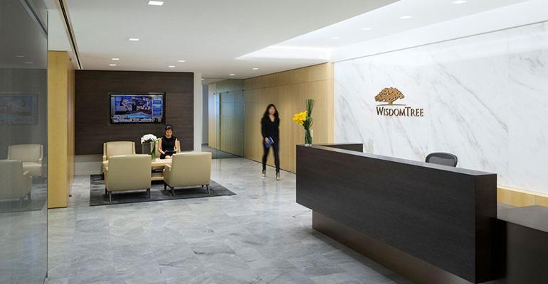 Wisdomtree office