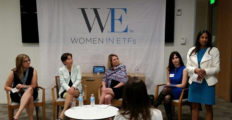 women in etfs