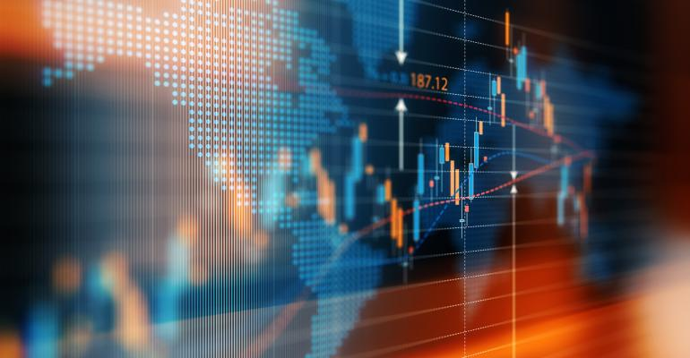 world map finance markets