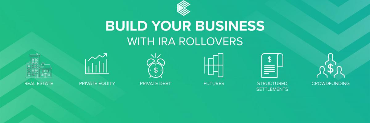 Building Your Business with IRA Rollovers