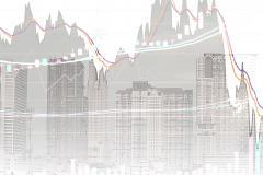 city skyline graph