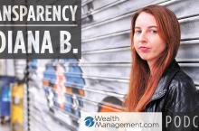 Transparency with Diana B podcast
