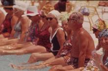 retirees pool