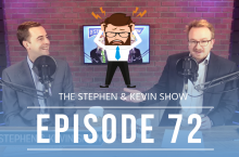 stephen and kevin show stress