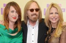 Tom Petty, Adria Petty, Dana Petty