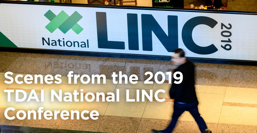 Scenes from TDAI's 2019 National LINC Conference   Wealth