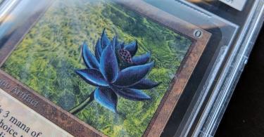 Mythic Markets black lotus card