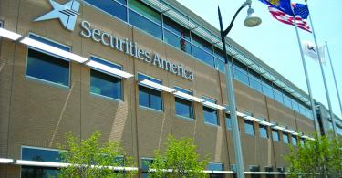 securities america building