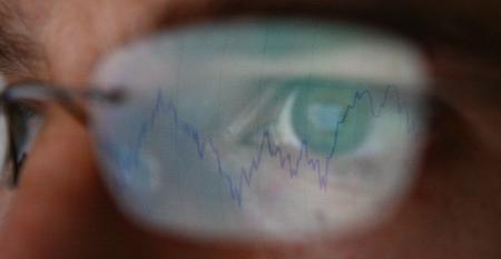 stock market glasses