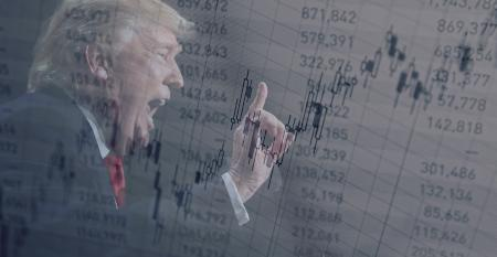 Trump stocks volatility