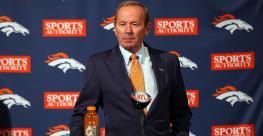 Pat Bowlen Denver Broncos