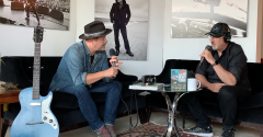 Danny Clinch and Mitch Slater
