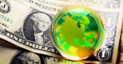 green globe dollar