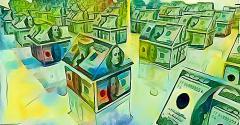 houses money