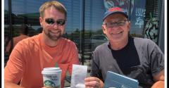 John Kador and Rick Wible