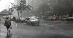 New York City hurricane