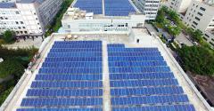 solar panels apartments