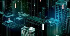 digital city rendering