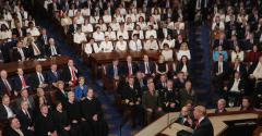 state of the union women wearing white
