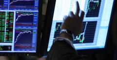 stock market screens