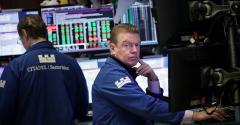 stock market traders NYSE
