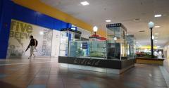 empty mall