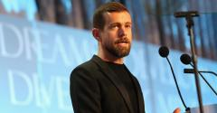 Twitter and Square CEO Jack Dorsey