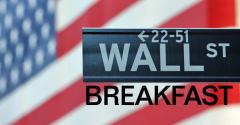 Wall Street Breakfast: Euro Heads For Biggest Quarterly Fall On Record